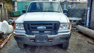 Im looking to trade my 2005 ford ranger ext cab4x4 standard