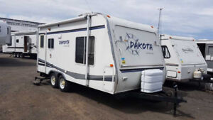 RV Auction Ends June 27th - 20+ Late Model Units