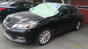 Honda accord 2013 exl