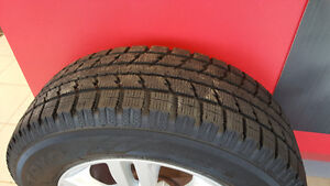 4 Toyo Tires and Rims Regina Regina Area image 2