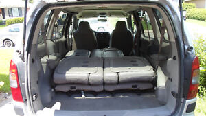 2003 Chevrolet Venture Vanne