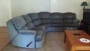 sectional couch with recliners