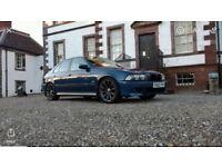 BMW 530d m sport manual