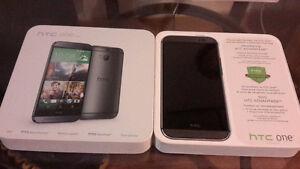 HTC ONE M8    (32 gig )