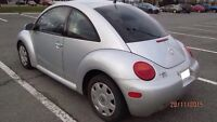 2003-TDI 1.9 CERTIFIED &ETESTED BEETLE LOW MILEAGE!!