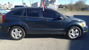 2008 Dodge Caliber SXT CUV with SAFETY, ETEST, WARRANTY Cambridge Kitchener Area image 2