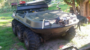 2000 argo bigfoot 6x6