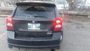 2009 Dodge Caliber Hatchback SRT