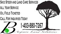 Skid Steer and Land Care Services Call For Inquiries Today!!!!