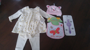 Baby Girl Items (6-12 months)