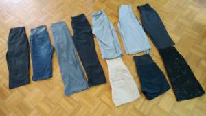 Maternité short leggings pantalon M/L