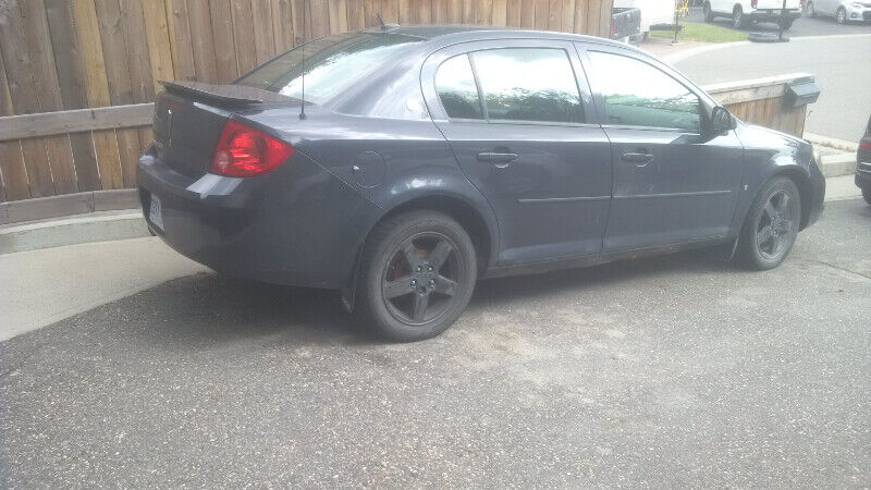 2009 Pontiac G5 SE For Sale Needs Engine or For Parts