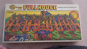 Parker Brothers 1979 Full House Board Game