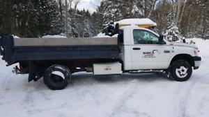 2008 Dodge 3500 dump truck 6.7 cummins/6 speed