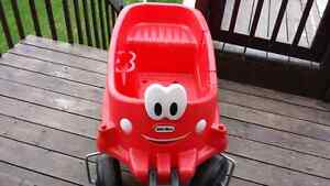 Brouette little tikes