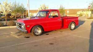 1969 C10 Short box Stepside