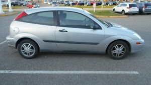 2002 Ford Focus ZX3 Auto Great Condition Winter Tiers