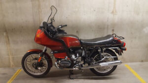 Vintage BMW R100RT for sale