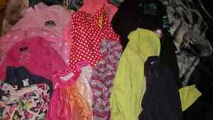 Size 5 sweater lot Prince George British Columbia image 1