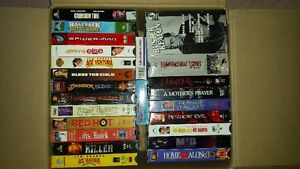 Misc VCR Movies West Island Greater Montréal image 2