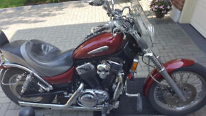 2002 Suzuki Intruder in great running condition