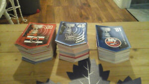 "2012 Coors ""The Stanley Cup Collection"" hockey cards (singles)"
