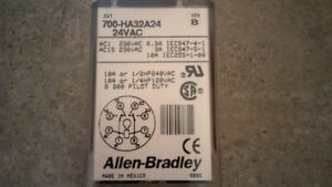 Allen Bradley, 700-HA32A24, Relay Cambridge Kitchener Area image 1