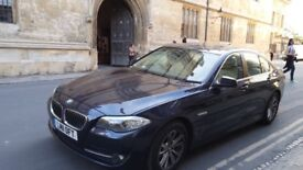 BMW 520d 2011 BMW service history (8 BMW stamps), NEW DISCS and PADS all wheels