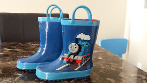 THOMAS THE TRAIN RUBBER BOOTS