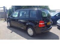 VW TOURAN 1.9 TDI S 6 SPEED 7 SEATER 2006 / 70K MILES / 1 OWNER / FDSH