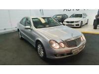2008 Mercedes-Benz E Class E220 CDI Elegance 4dr Tip Auto SALOON Diesel Automati