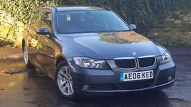 BMW 320 2.0TD 2008MY d ES Touring FANTASTIC VALUE ESTATE DIESEL!