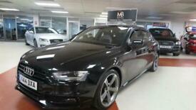 image for 2014 Audi A4 2.0 TDI 177 [Start Stop] Black Edition 4dr, Sat Nav, 14 Day Money B