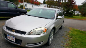 Chevy Impala 95,000kms BRAND NEW INSPECTION excellent cond.