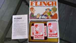 Flinch 5 in 1 Card Game by Parker Brothers