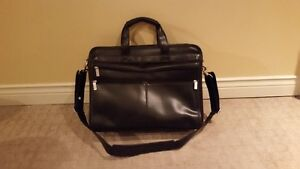 IBM Leather Laptop Bag
