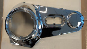 40% off !...new Outer Chrome Primary Cover for Harleys