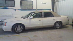 2002 Cadillac DeVille Sedan NorthStar Edition