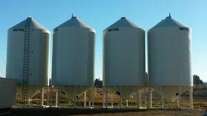 Westeel Fertilizer Bins Regina Regina Area image 1