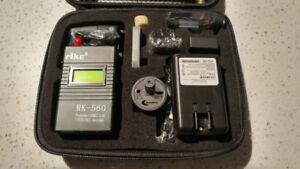 Micro Spy Case/ Etui Accessoires d'espion - NEUF !