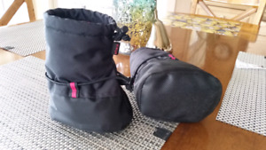 SHERPA Brand Baby Boots 6 - 12 mo