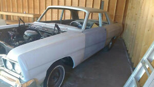 Ford Fairlane for a 4 wheeler