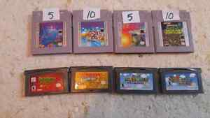 Nintendo ds and gameboy games for sale! Stratford Kitchener Area image 6