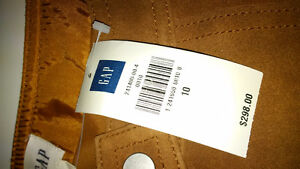 Gap Suede Skirt New With Tags