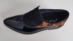 Black Loafers (Women's)
