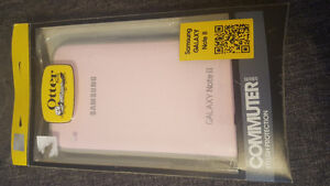 Note 2 pink otterbox