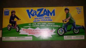 Kazam Balance Bikes - (brand new)