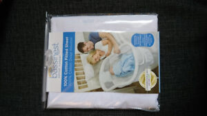 Halo Bassinest Fitted Cotton Sheet- NEW