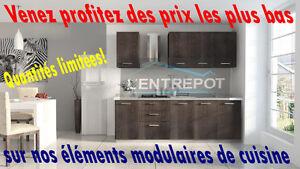 Éléments modulaires de cuisine 4 ACHETES LE 5EME OFFERT !!!!!