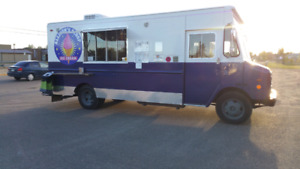 Ice cream food truck for sale